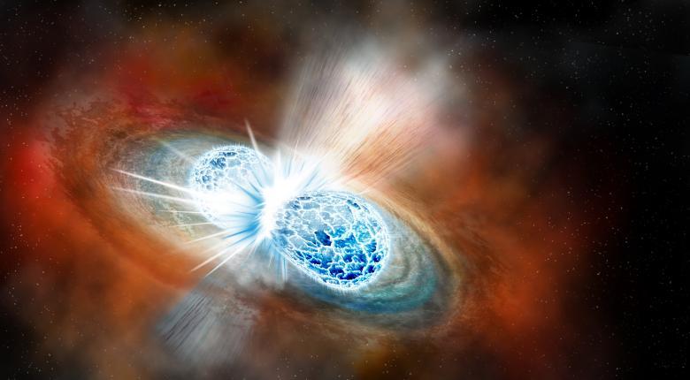 Νέα εποχή στην αστρονομία από τη σύγκρουση δύο πάλσαρ (Photos - Video) - Κεντρική Εικόνα