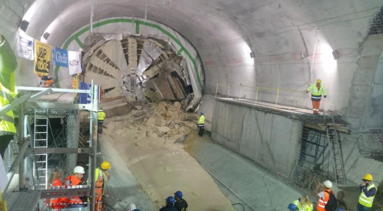 Μάχη με το χρόνο για την επέκταση του Μετρό μέχρι τη Νίκαια - Κεντρική Εικόνα
