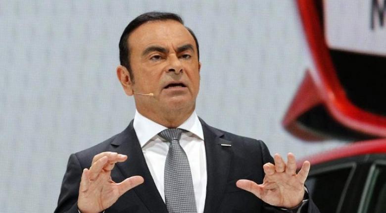 Αποφυλάκιση με περιοριστικούς όρους για τον πρώην επικεφαλής της Nissan και της Renault - Κεντρική Εικόνα