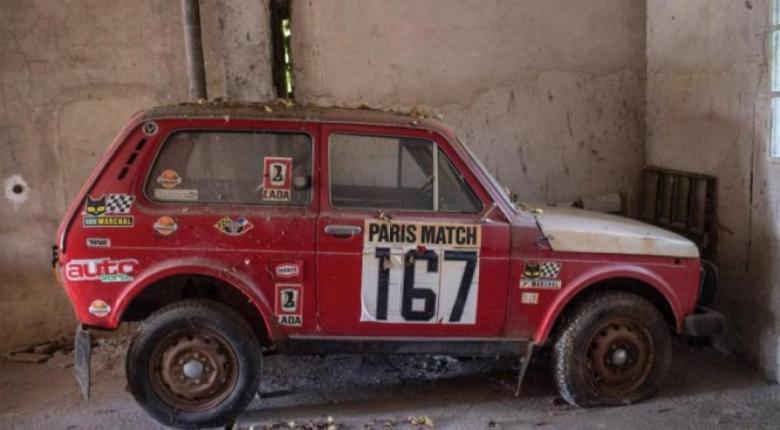 Ένα Lada Niva μεγάλης αξίας πωλείται σε τιμή... χώμα - Κεντρική Εικόνα