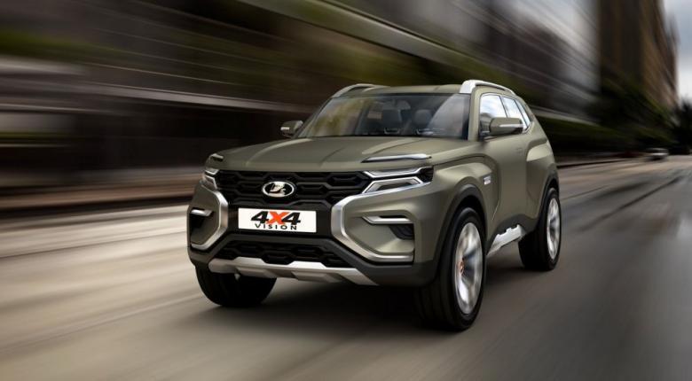 Το νέο Lada Niva θα είναι το πιο οικονομικό SUV - Κεντρική Εικόνα