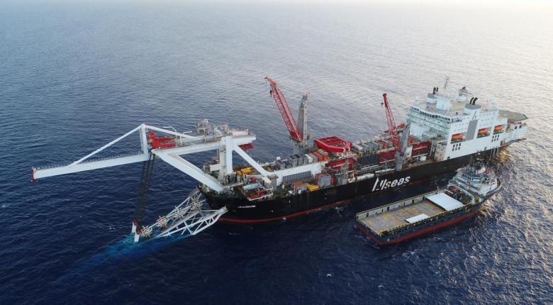 Nord Stream 2: Σθεναρό «όχι» της Γερμανίας στις αμερικανικές κυρώσεις - Κεντρική Εικόνα