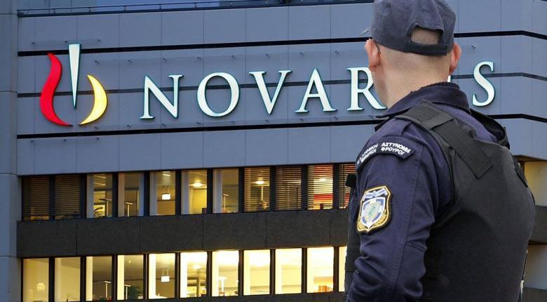 Νέες έφοδοι της αστυνομίας για το σκάνδαλο της Novartis - Κεντρική Εικόνα