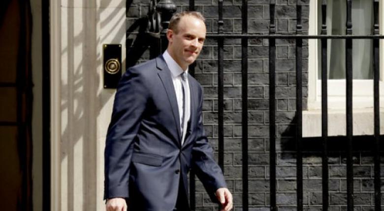 Ράαμπ: Δεν θα «σαλαμοποιηθούν» από την ΕΕ οι βρετανικές προτάσεις για το Brexit - Κεντρική Εικόνα