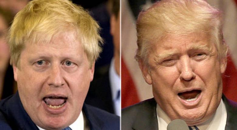 Τραμπ: Ο Μπόρις Τζόνσον θα είναι ένας «έξοχος» πρωθυπουργός - Κεντρική Εικόνα
