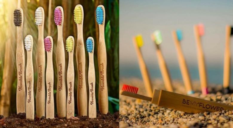 Οι δύο Λαρισαίοι που λάνσαραν την πρώτη ελληνική οδοντόβουρτσα που... φυτρώνει - Κεντρική Εικόνα