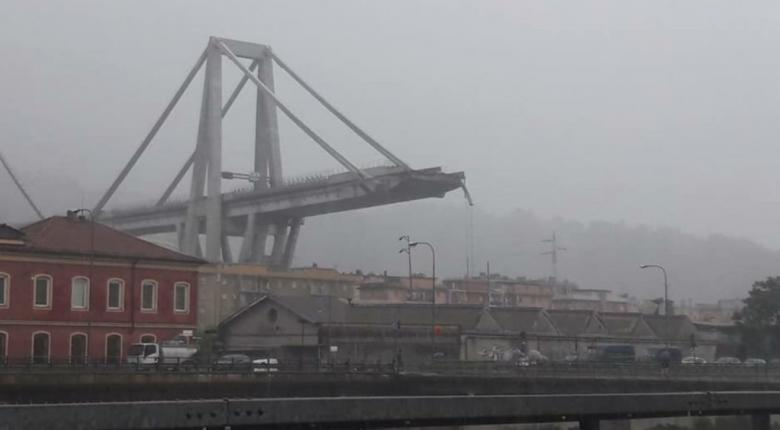 Κατάρρευση οδογέφυρας: Η εταιρεία αυτοκινητοδρόμων ευθύνεται για ελλιπείς ελέγχους; - Κεντρική Εικόνα