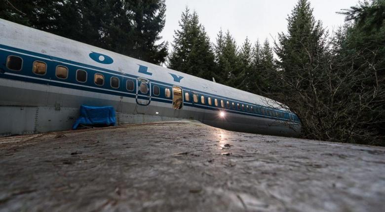 Αεροπλάνο της Ολυμπιακής έγινε... σπίτι στο Πόρτλαντ (Photos) - Κεντρική Εικόνα