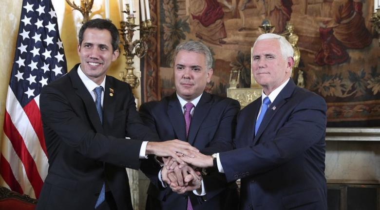 Ομάδας της Λίμας: «Έγκλημα κατά της ανθρωπότητας» διαπράττει ο Μαδούρο - Κεντρική Εικόνα