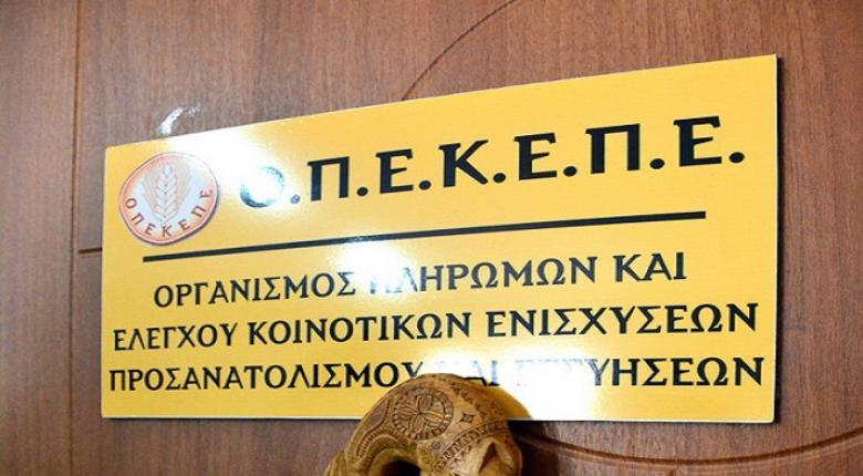 Οδηγίες για την αναγραφή των ακινήτων στην αίτηση ενίσχυσης - Κεντρική Εικόνα