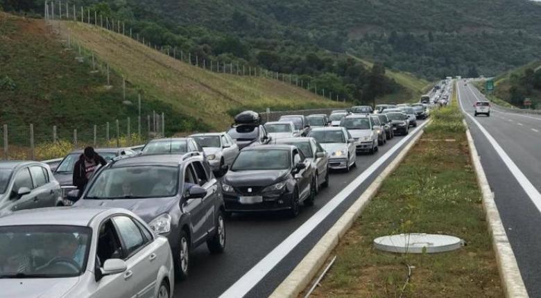 Ιόνια Οδός: Τι προκάλεσε την κυκλοφοριακή ασφυξία στην Κλόκοβα - Τι απαντά η εταιρεία - Κεντρική Εικόνα