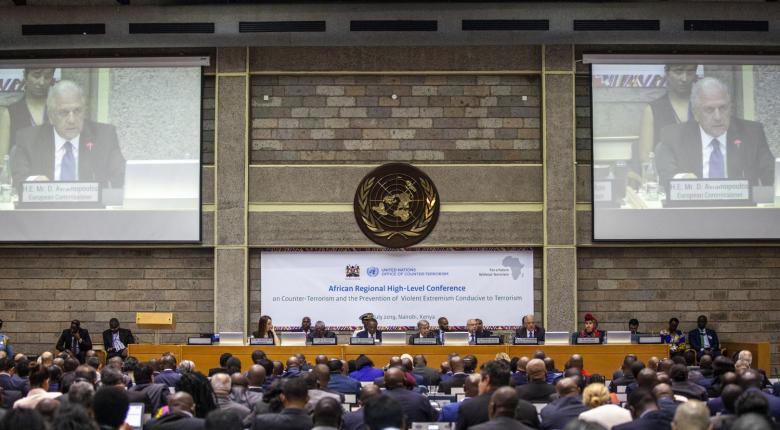 Αβραμόπουλος: Η αποτελεσματική δράση κατά της τρομοκρατίας απαιτεί μια συντονισμένη, πολύπλευρη απάντηση που είναι παγκόσμια - Κεντρική Εικόνα