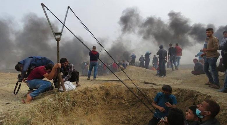 Παλαιστίνη: Κατέληξε 17χρονος που είχε τραυματιστεί από ισραηλινά πυρά - Κεντρική Εικόνα