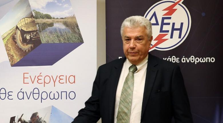 Παναγιωτάκης: Επενδύσεις ύψους 790 εκατ. ευρώ για τη ΔΕΗ το 2019 - Κεντρική Εικόνα