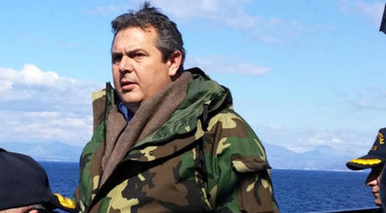 Καμμένος: Πράξη εισβολής και κατοχής η τουρκική απόπειρα γεώτρησης στην κυπριακή ΑΟΖ - Κεντρική Εικόνα