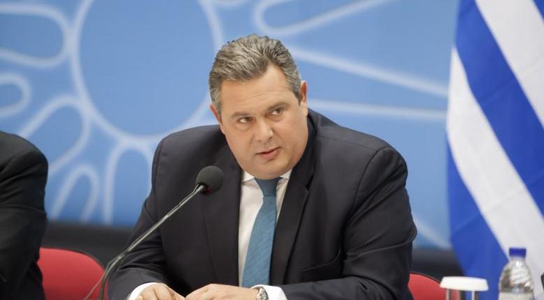 Καμμένος για Plan B στο Σκοπιανό: Ο Τσίπρας το γνωρίζει, αλλά δεν συμφωνεί  - Κεντρική Εικόνα