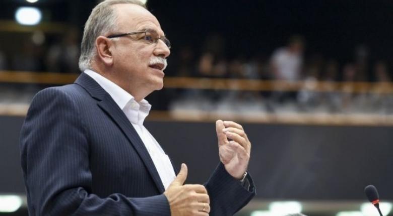Παπαδημούλης: Η δήλωση Αυγενάκη για «νοθεία», δείχνει ότι η ΝΔ φοβάται την ήττα - Κεντρική Εικόνα