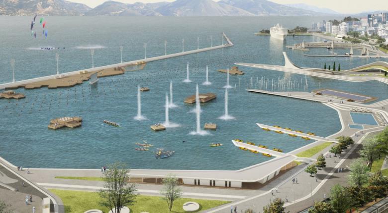 Ρηξικέλευθη πρόταση για λίφτινγκ στο τρίτο μεγαλύτερο ελληνικό λιμάνι (photos) - Κεντρική Εικόνα