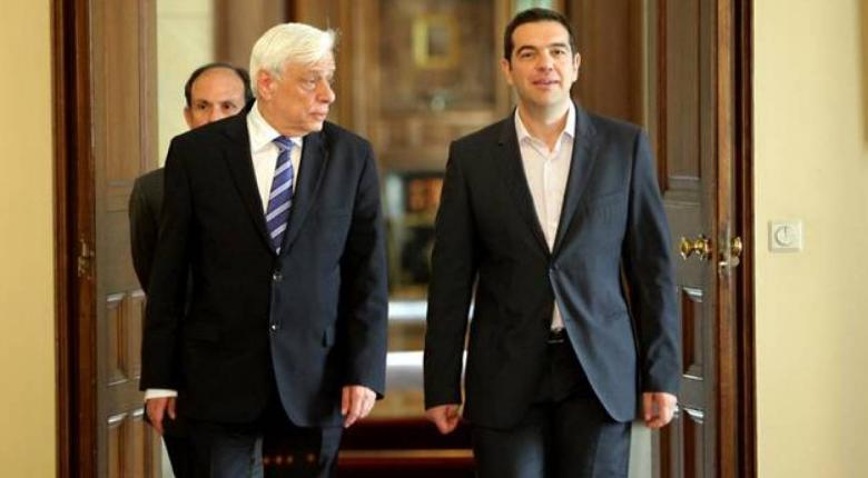 Στον ΠτΔ το απόγευμα ο Τσίπρας για διάλυση της Βουλής και προκήρυξη εκλογών - Κεντρική Εικόνα