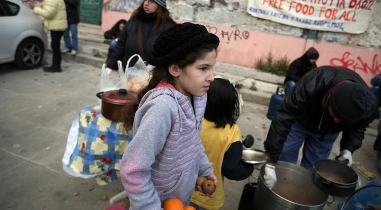 DW: Έρευνα-σοκ δείχνει ότι το 14% των Ελληνόπουλων παραμένει υποσιτισμένο - Κεντρική Εικόνα
