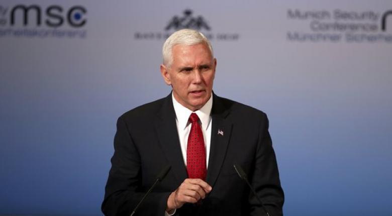 Ο Πενς καλεί τους ευρωπαίους ηγέτες να αναγνωρίσουν τον Γκουαϊδό ως πρόεδρο της Βενεζουέλας - Κεντρική Εικόνα
