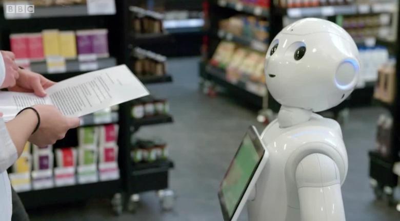 ΑΒ Βασιλόπουλος: Σε ποια μεγάλα καταστήματα θα δούμε για πρώτη φορά τα ρομπότ Pepper - Κεντρική Εικόνα