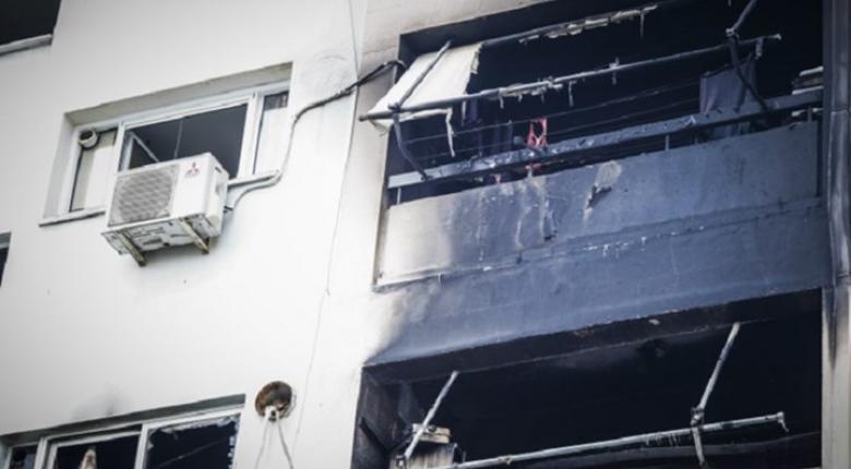 Παλαίμαχος ποδοσφαιριστής το θύμα της πυρκαγιάς στο Περιστέρι - Κεντρική Εικόνα