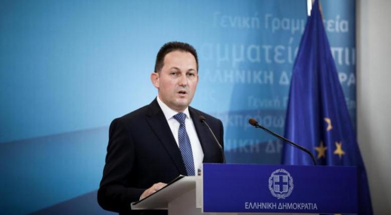 Πέτσας για Σύνοδο Κορυφής ΕΕ: Θέλουμε μια ευρύτερη πολιτική «ομπρέλα»  - Κεντρική Εικόνα