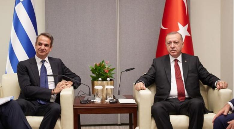 Τι θα πει ο Μητσοτάκης στον Ερντογάν - Κεντρική Εικόνα