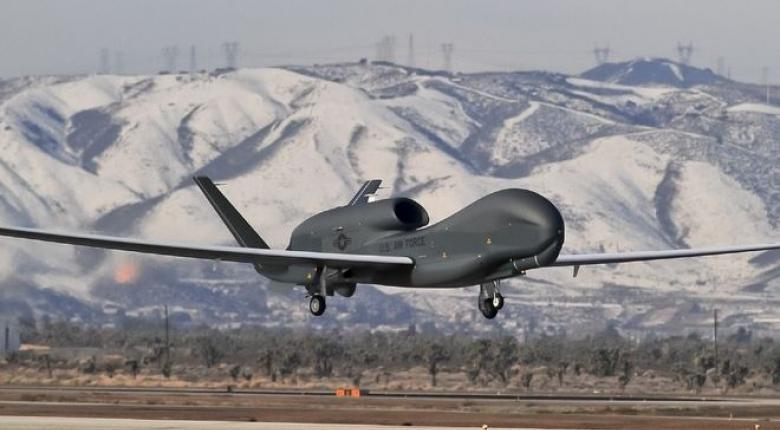 Γιατι οι Αμερικανοί φέρνουν τα Global Hawk στην Λάρισα - Κεντρική Εικόνα