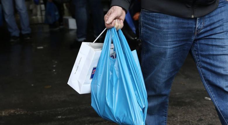Μειώθηκε κατά 80% το 2018 η χρήση πλαστικής σακούλας στα σούπερ μάρκετ - Κεντρική Εικόνα
