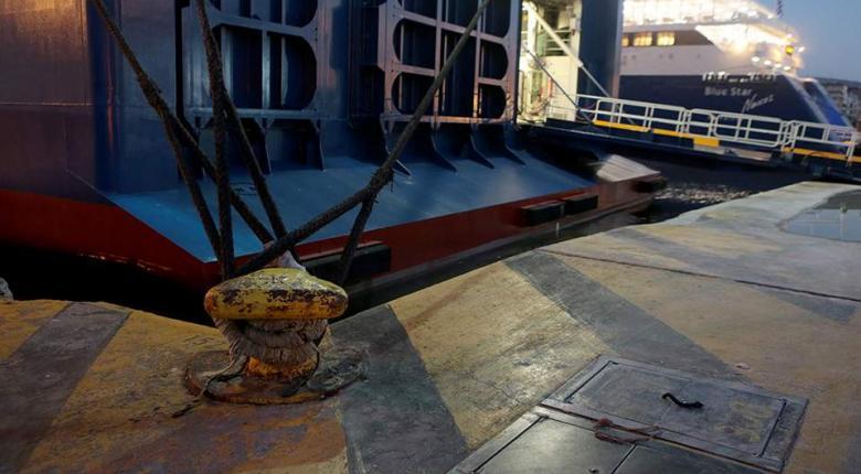 Δεμένα τα πλοία την Τετάρτη 28 Νοεμβρίου - Κεντρική Εικόνα