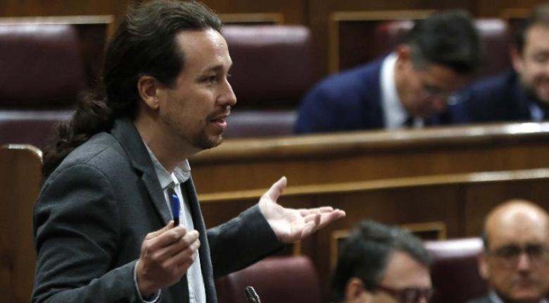 Ισπανία: Ο επικεφαλής του Podemos αντιπρόεδρος της κυβέρνησης συνασπισμού - Κεντρική Εικόνα
