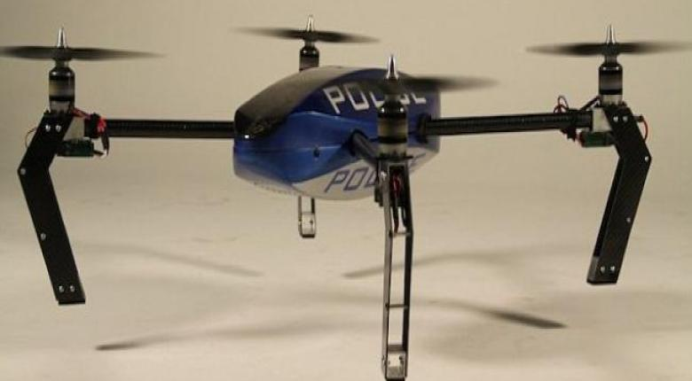 Tα drones «φορούν στολή» και τίθενται στην υπηρεσία της αστυνομίας - Κεντρική Εικόνα