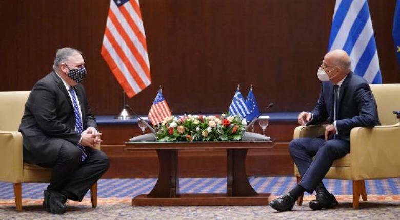 Κοινή Δήλωση Ελλάδας-ΗΠΑ: Επιβεβαιώνονται οι εξαιρετικές διμερείς σχέσεις - Κεντρική Εικόνα
