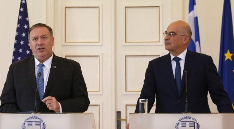 Πομπέο: Δεν μπορούμε να αφήσουμε την Τουρκία να κάνει παράνομες γεωτρήσεις - Κεντρική Εικόνα