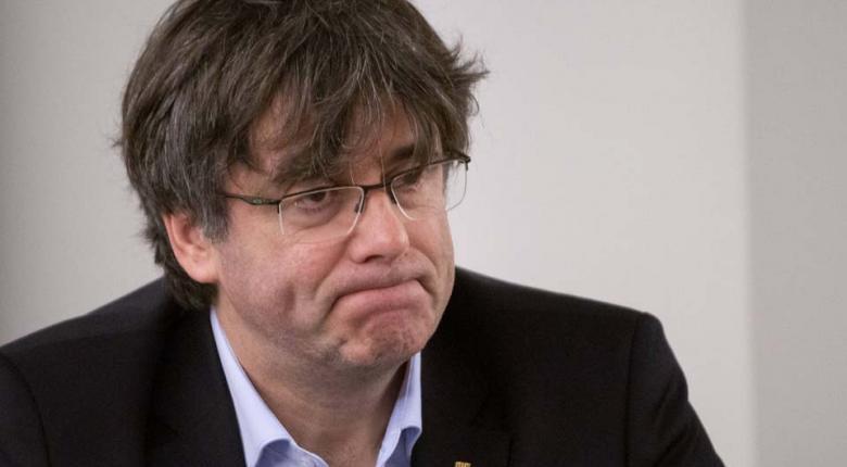 O Πουτζδεμόν θα επιστρέψει στην Ισπανία εάν εκλεγεί ευρωβουλευτής - Κεντρική Εικόνα