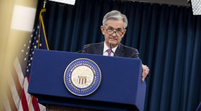 Πάουελ: Δεν βλέπει ύφεση στις ΗΠΑ η Fed - Σε ετοιμότητα δράσης για να διατηρηθεί η ανάπτυξη - Κεντρική Εικόνα