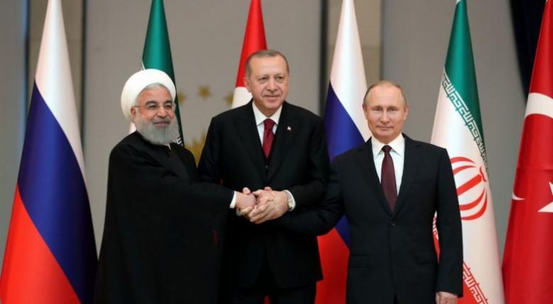 Συνάντηση Πούτιν, Ερντογάν και Ροχανί στην Άγκυρα στις 16 Σεπτεμβρίου - Κεντρική Εικόνα