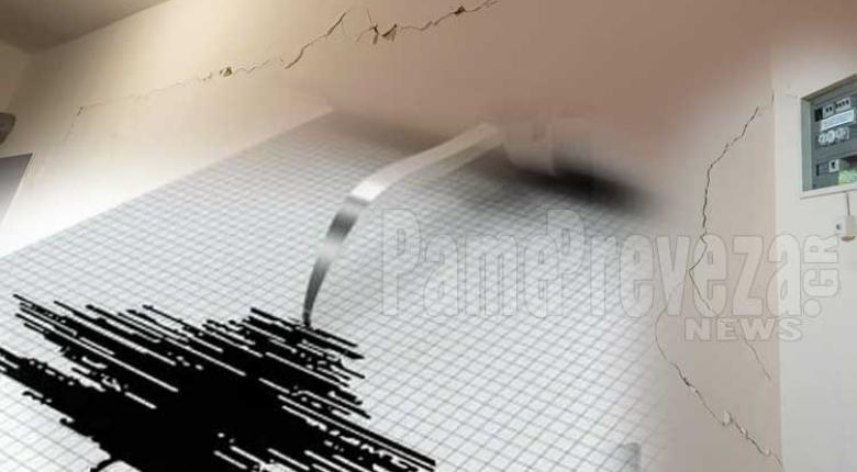 Σεισμός 4,7 Ρίχτερ στο Αγρίνιο - Κεντρική Εικόνα