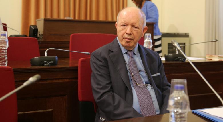Την απαλλαγή Ψυχάρη για τα κόκκινα δάνεια του ΔΟΛ προτείνει η εισαγγελέας - Κεντρική Εικόνα