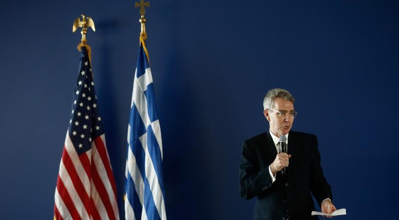 Πάιατ: Δεν θέλουμε ελληνοτουρκική κρίση, φυσικά και θα εμπλακούμε - Κεντρική Εικόνα