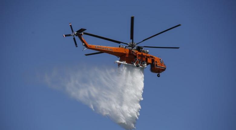 Σήμερα η πιο επικίνδυνη μέρα για πυρκαγιές – Ποιες περιοχές βρίσκονται σε κατάσταση συναγερμού - Κεντρική Εικόνα