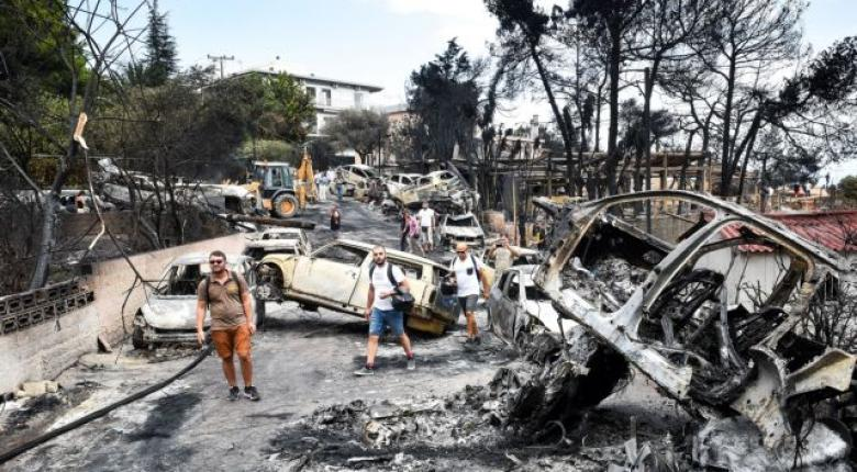 Πενταετής απαλλαγή από τον ΕΝΦΙΑ για τους πυρόπληκτους στο Μάτι - Κεντρική Εικόνα
