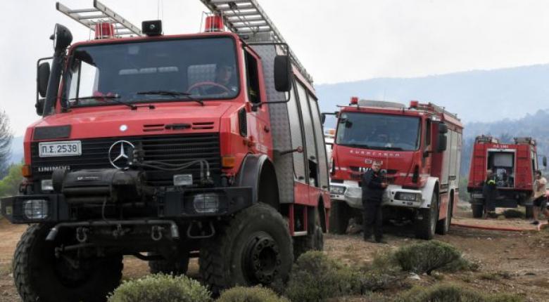 Κέρκυρα: Υπό έλεγχο η φωτιά που ξέσπασε στο Νότο - Κεντρική Εικόνα