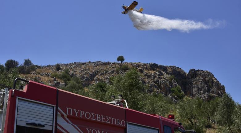 Μεγάλη φωτιά σε εξέλιξη στην Εύβοια, αποπνικτική η ατμόσφαιρα στην Αττική (video) - Κεντρική Εικόνα