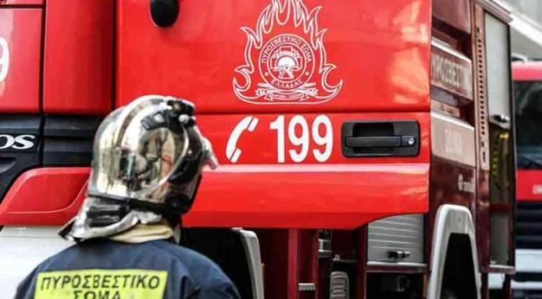 Συνελήφθη 46χρονος για την πυρκαγιά στην Φρίξα - Κεντρική Εικόνα