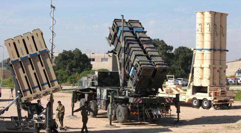 Δυο ισραηλινά αντιαεροπορικά συστήματα αγοράζουν οι ΗΠΑ - Κεντρική Εικόνα