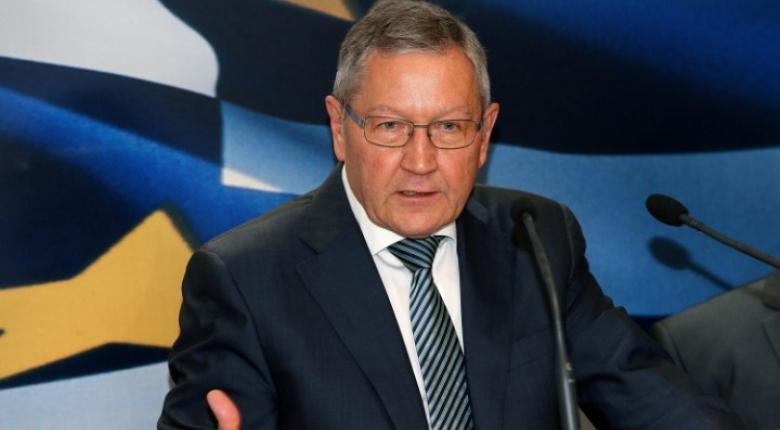 Συνάντηση Χρ. Σταϊκούρα-Κλ. Ρέγκλινγκ στο ΥΠΟΙΚ - Κεντρική Εικόνα