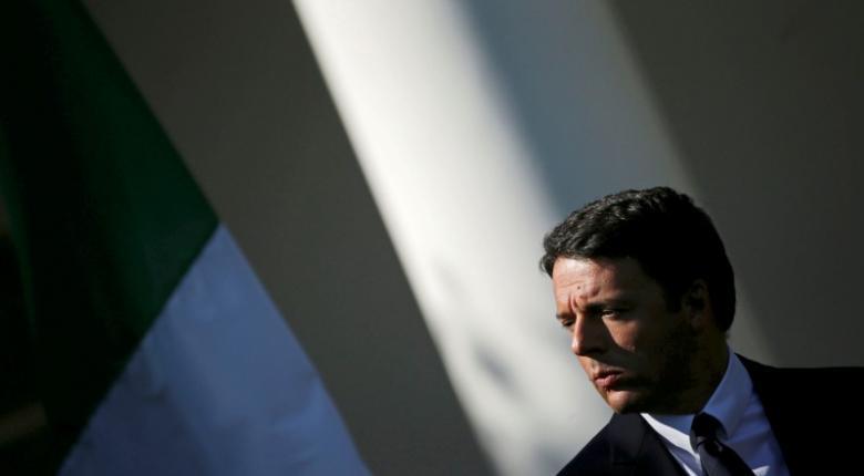 Ο Ρέντσι προειδοποιεί: Οι πρόωρες εκλογές στην Ιταλία θα φέρουν ύφεση - Κεντρική Εικόνα